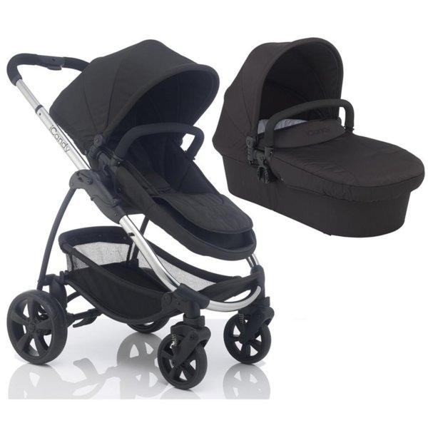 Детска количка 2в1 Strawberry 2